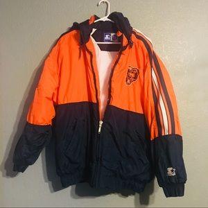 Men's NFL Chicago Bears Starter Jacket (XL)